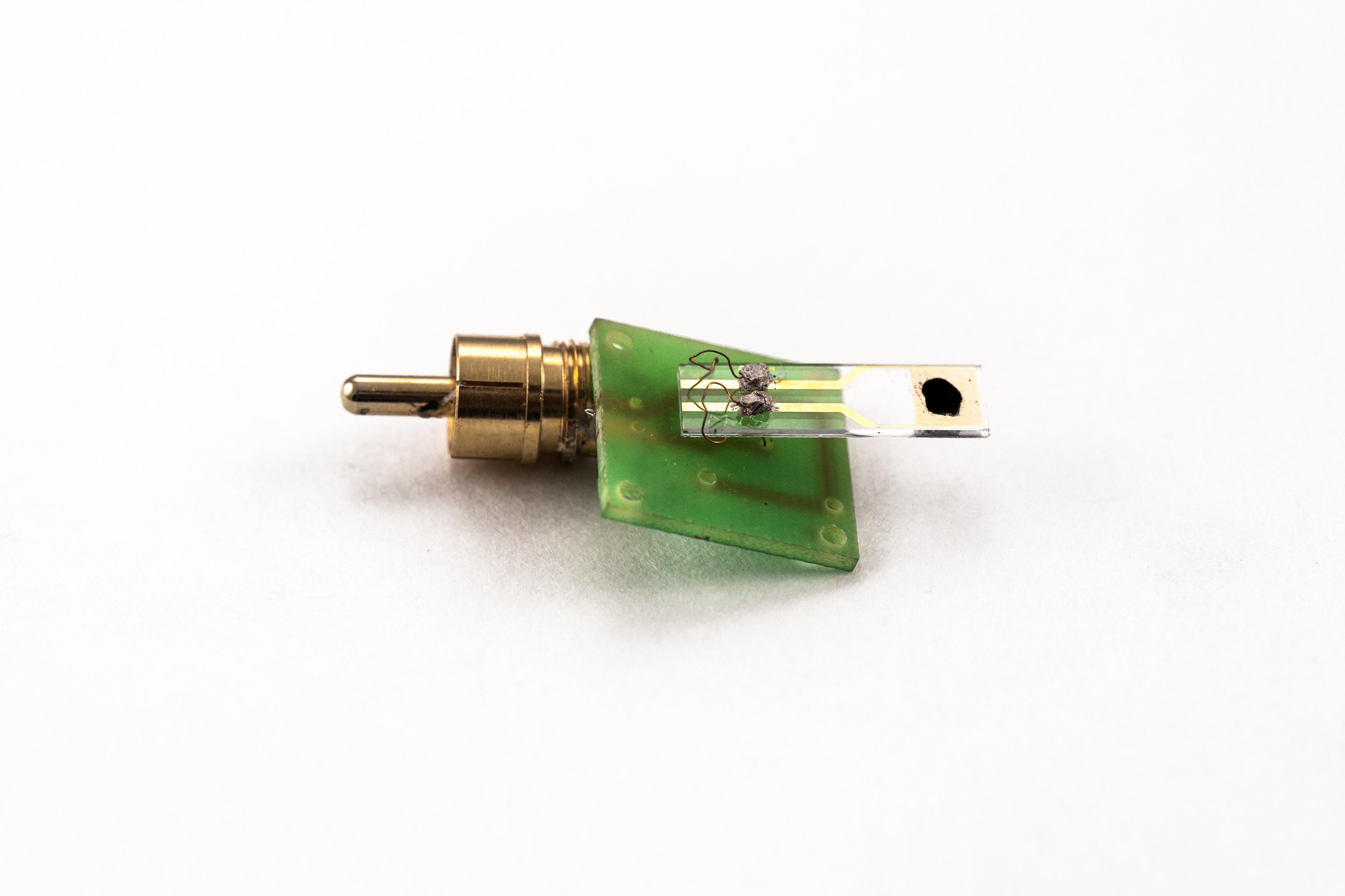 Esempio di un prototipo di sensore