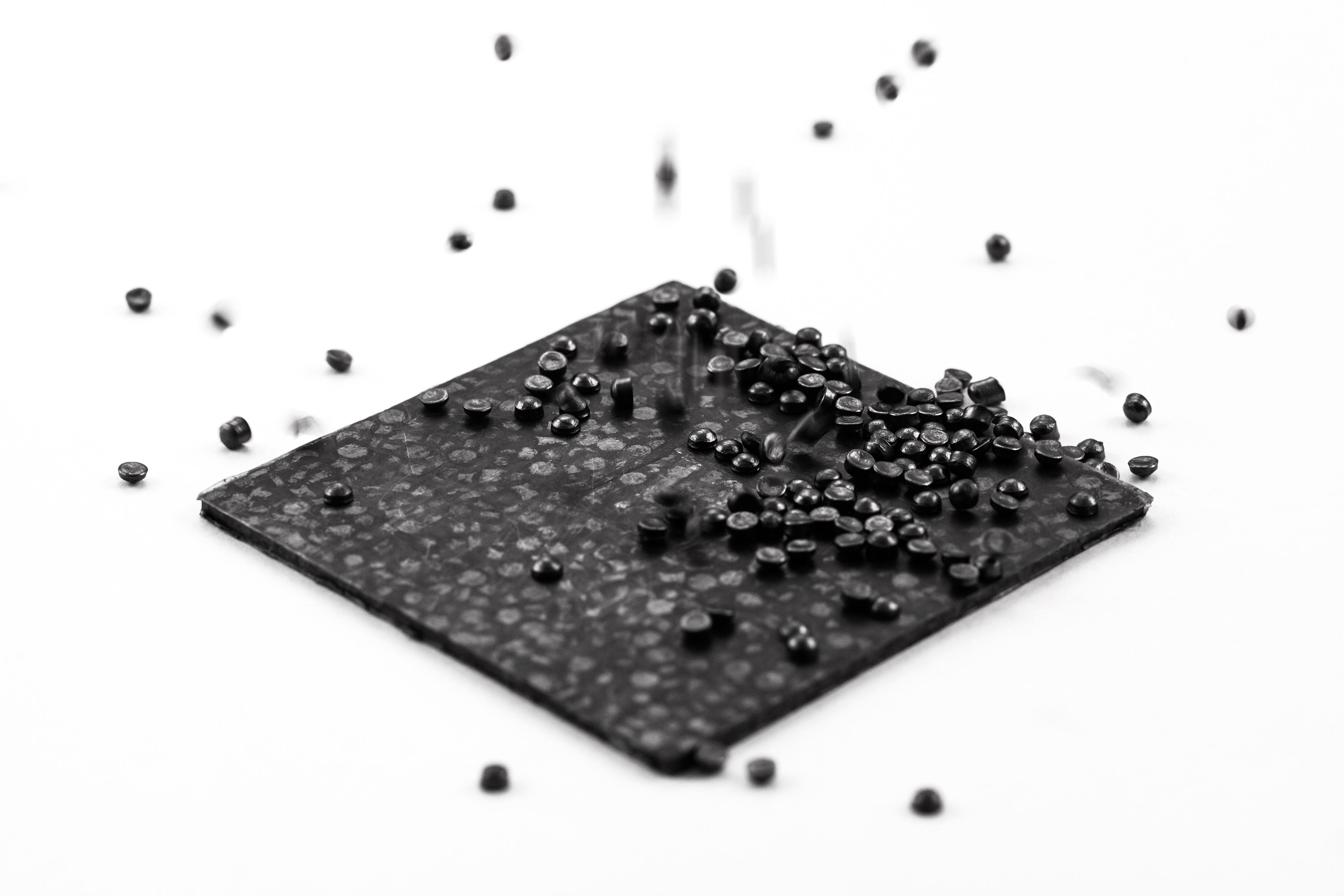 Masterbatch ricoperti di grafene