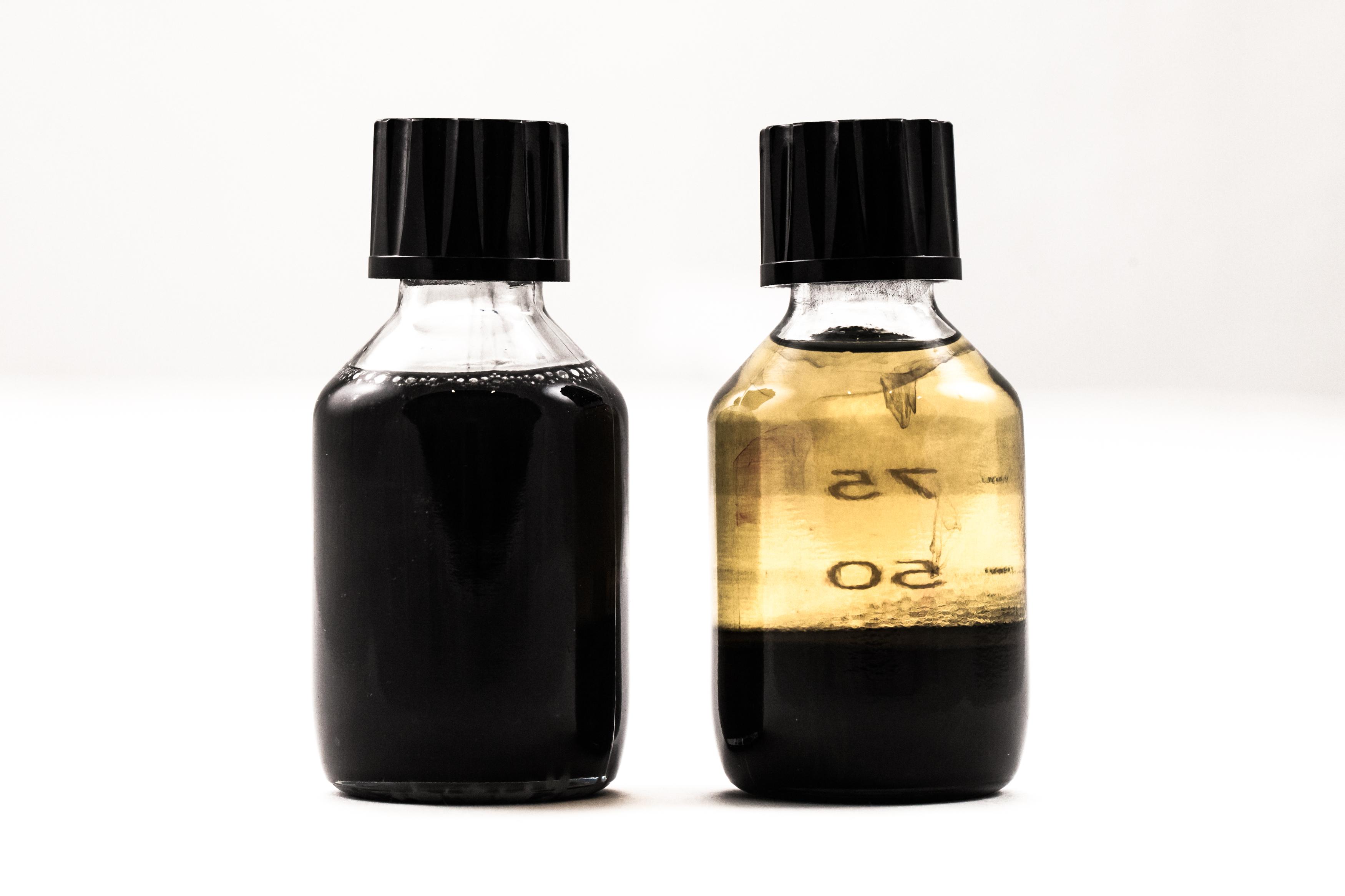 Graphene oil