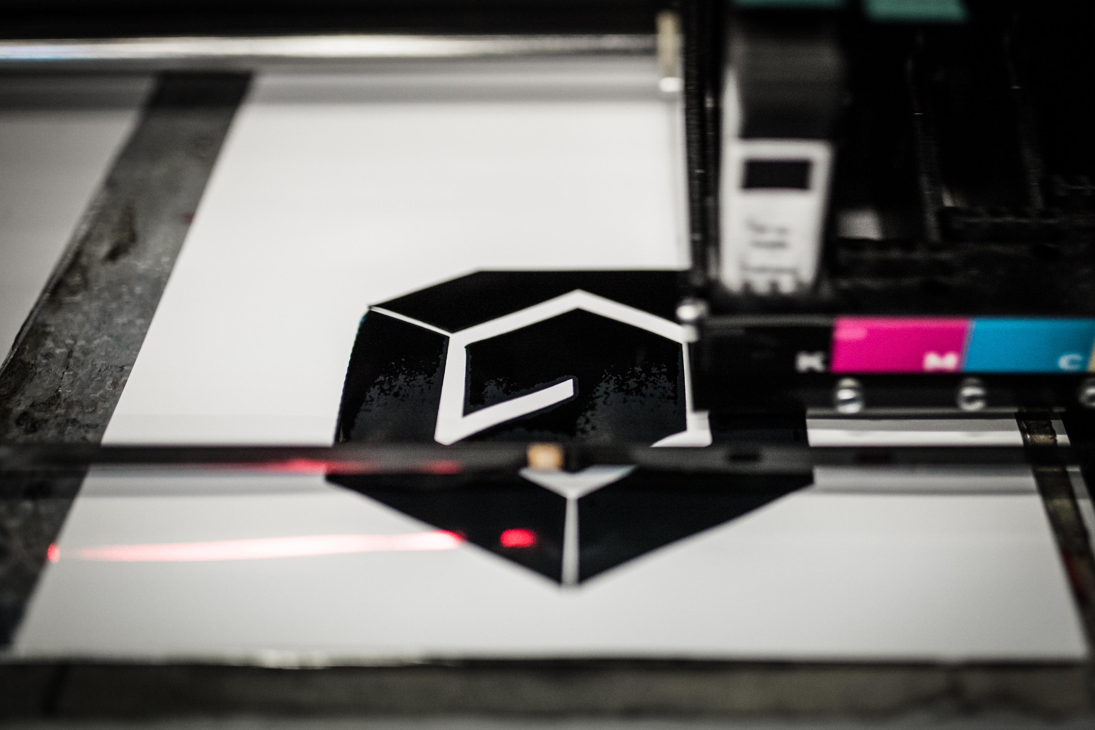 inchiostro al grafene stampato